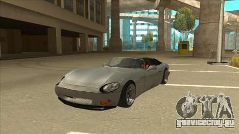 Banshee Stance для GTA San Andreas