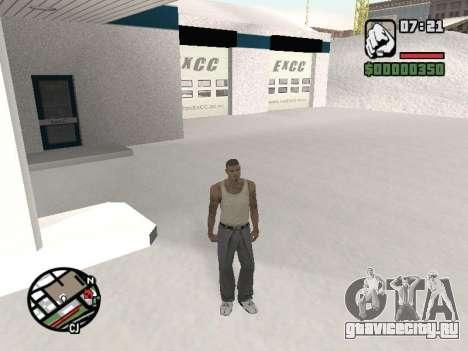 Переключение между героями как в GTA V для GTA San Andreas третий скриншот
