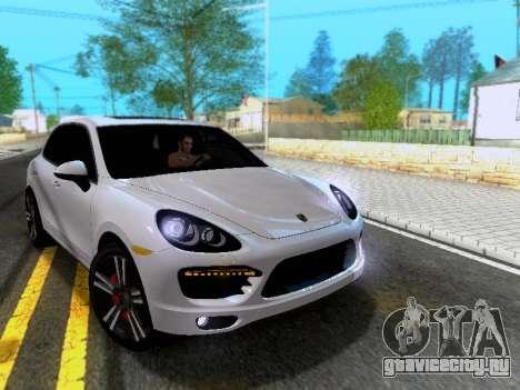 Porsche Cayenne Turbo S 2013 V1.0 для GTA San Andreas