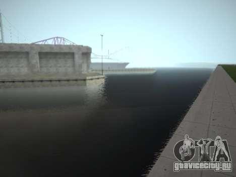 ENBSeries v4 by phpa для GTA San Andreas четвёртый скриншот
