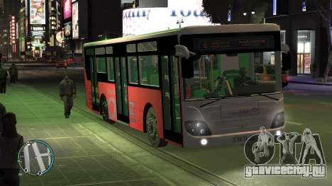 Daewoo BC211MA Baku для GTA 4
