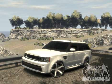 Range Rover Sport 2013 для GTA 4