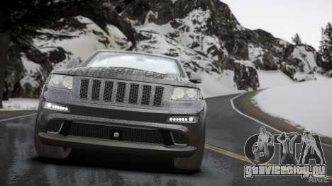 AIGE-ENB Graphic Mod 1.0 для GTA 4 второй скриншот