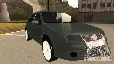 Jetta 2003 Version Normal для GTA San Andreas вид слева