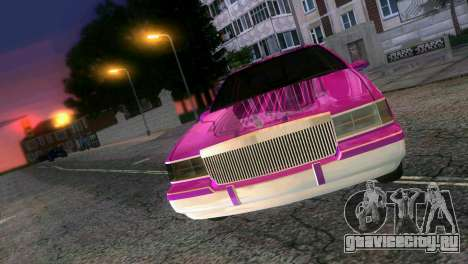 Cadillac Fleetwood Coupe для GTA Vice City