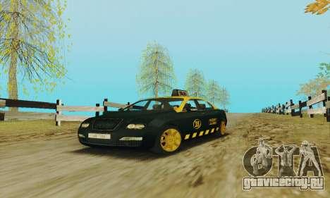 Mercenaries 2 Такси для GTA San Andreas