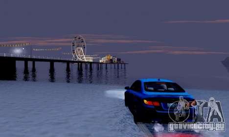 Realistic ENBSeries для GTA San Andreas второй скриншот