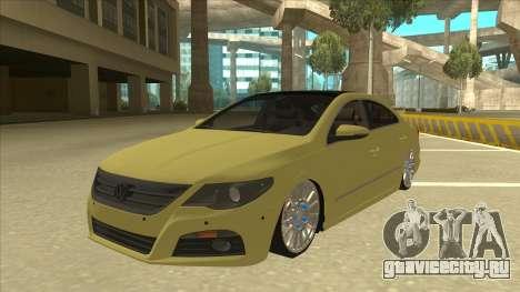 VW Passat CC для GTA San Andreas
