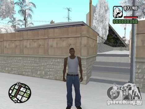 Переключение между героями как в GTA V для GTA San Andreas