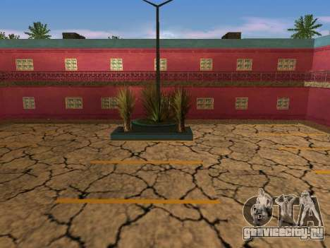 Новые текстуры отеля Jefferson для GTA San Andreas пятый скриншот