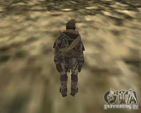 Soap MacTavish для GTA San Andreas второй скриншот
