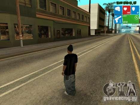 Новый нарко дилер Afro для GTA San Andreas второй скриншот