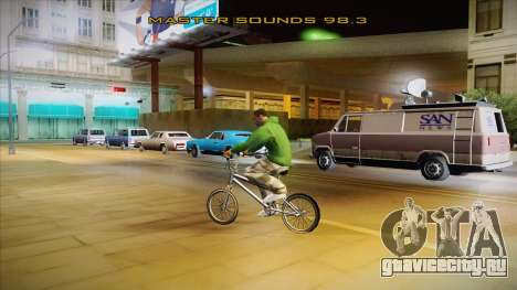 All Cars Radio & Repair Activator для GTA San Andreas шестой скриншот
