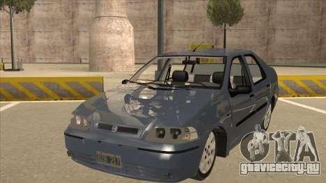 Fiat Siena Ex для GTA San Andreas