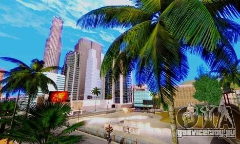Realistic ENBSeries для GTA San Andreas шестой скриншот