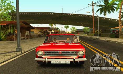 ВАЗ 2101 БПАН для GTA San Andreas вид справа