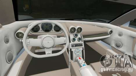 Chrysler ME Four-Twelve [EPM] для GTA 4 вид сбоку