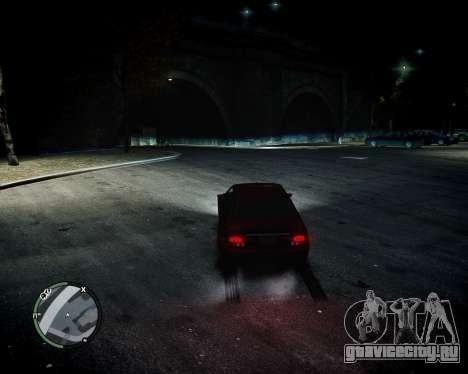 BiXenon для GTA 4 третий скриншот