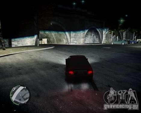 BiXenon для GTA 4 четвёртый скриншот
