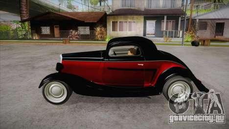 Hot Rod Extreme для GTA San Andreas вид слева