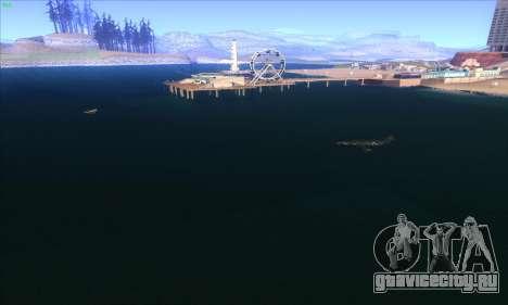 ENBSeries by MatB1200 V1.1 для GTA San Andreas второй скриншот
