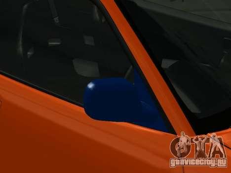 Nissan Skyline R-34 для GTA San Andreas вид сзади