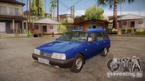 ИЖ 21261 Fabula BETA для GTA San Andreas