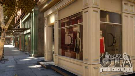 AIGE-ENB Graphic Mod 1.0 для GTA 4 седьмой скриншот