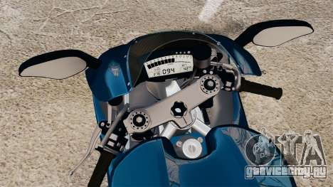 Ducati Desmosedici RR 2012 для GTA 4 вид справа