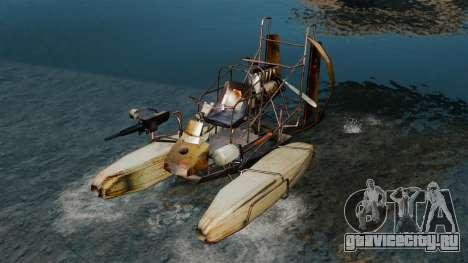 Воздушный катер для GTA 4