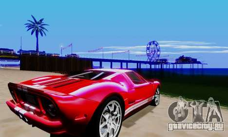 Realistic ENBSeries для GTA San Andreas