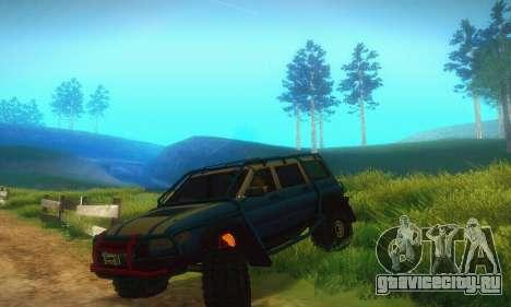 УАЗ Патриот для GTA San Andreas