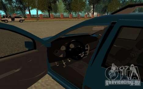 Lada Largus для GTA San Andreas вид сзади