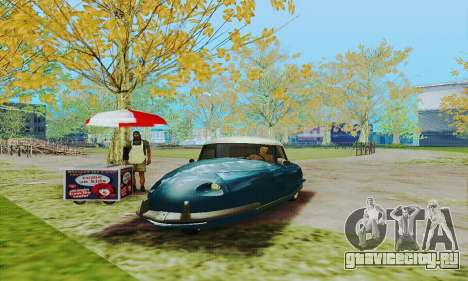 Davis Divan 1948 для GTA San Andreas