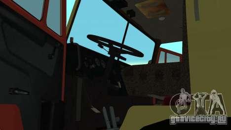 КамаЗ 4310 Аварийка для GTA San Andreas вид справа