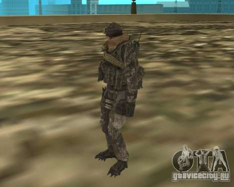 Soap MacTavish для GTA San Andreas