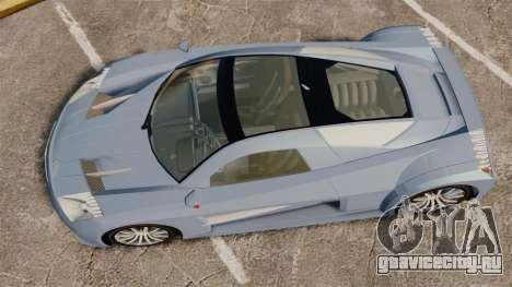 Chrysler ME Four-Twelve [EPM] для GTA 4 вид справа
