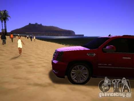 ENBSeries v4 by phpa для GTA San Andreas седьмой скриншот