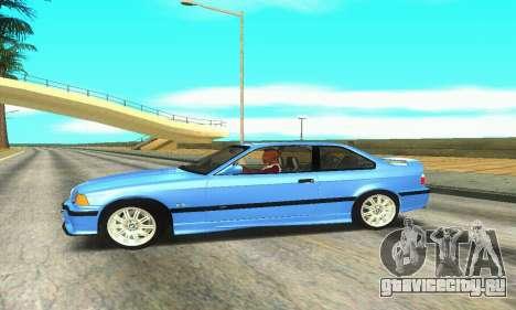 BMW M3 (E36) для GTA San Andreas вид слева
