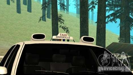 Peugeot 406 Grizzli для GTA San Andreas вид справа