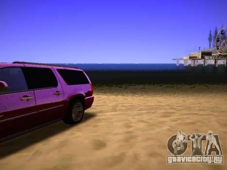 ENBSeries v4 by phpa для GTA San Andreas восьмой скриншот