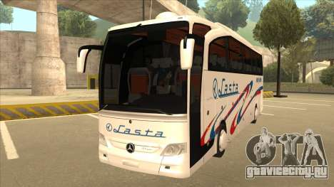 Mercedes-Benz Lasta Bus для GTA San Andreas