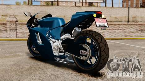 Ducati Desmosedici RR 2012 для GTA 4 вид слева