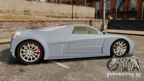 Chrysler ME Four-Twelve [EPM] для GTA 4 вид слева