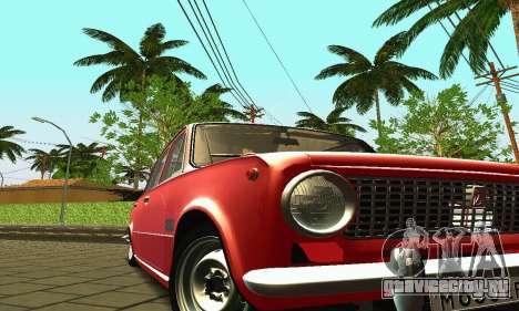 ВАЗ 2101 БПАН для GTA San Andreas вид слева