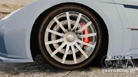 Chrysler ME Four-Twelve [EPM] для GTA 4 вид сзади