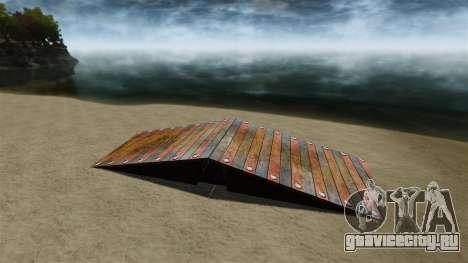 Пляжный дом для GTA 4 восьмой скриншот