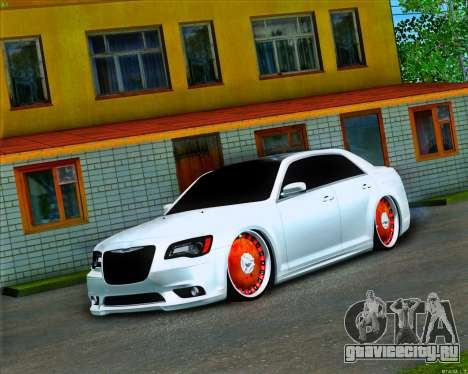 Chrysler 300C SRT-8 MANSORY_CLUB для GTA San Andreas
