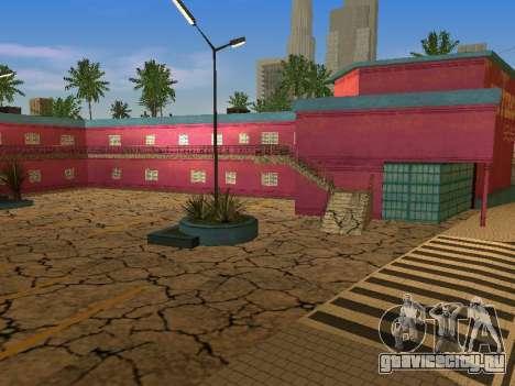 Новые текстуры отеля Jefferson для GTA San Andreas третий скриншот