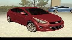 Hyundai Elantra 2013 для GTA San Andreas